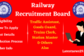 Railway Recruitment Board – Apply for Goods Guard, Clerk & other Posts