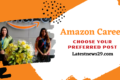 Amazon Career 2021 – How to apply, Post list, Eligibility criteria and other usable detailed