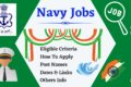 Navy Jobs – Latest Recruitment Details Updated Here